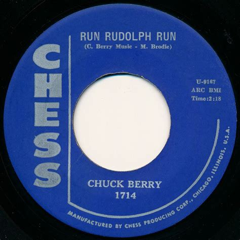 Merry Christmas Baby Chuck Berry