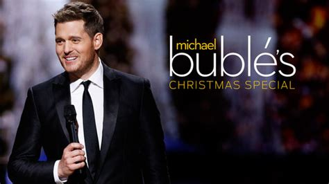 Michael Buble Christmas Special NBC