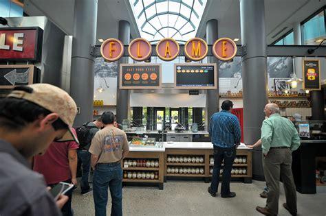 Microsoft Campus Cafeteria