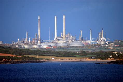 Milford Haven Refinery