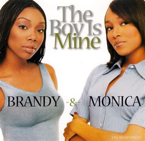Monica Brandy Album Cover