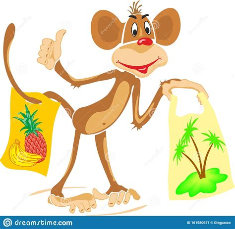 Monkey Shopping