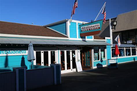 Monterey California Restaurants