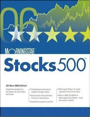 Morningstar Stock eBay