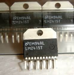 National Semiconductor's