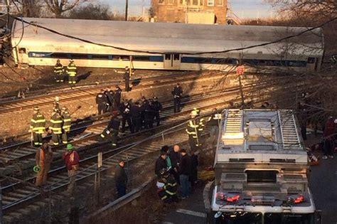 New York Train Collision