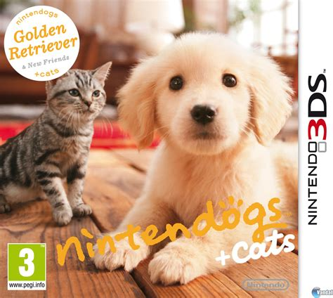 Nintendo 3DS Nintendogs Cats