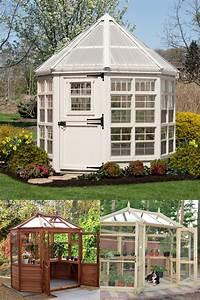 Octagonal Greenhouse Kit