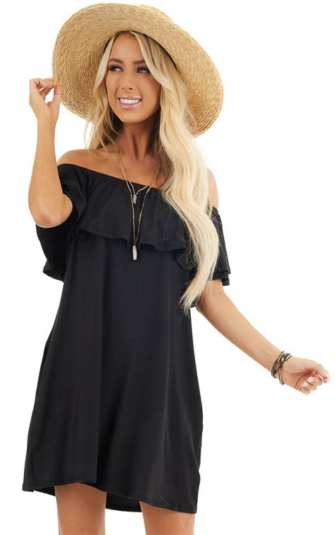 Off the Shoulder Boutique Dresses
