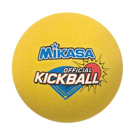 Official Kickball Size