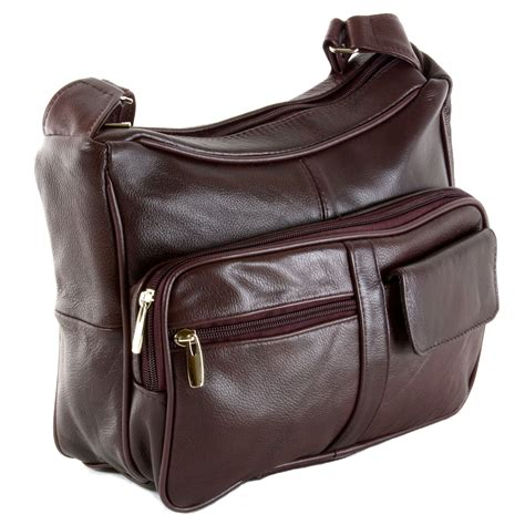 Organizer Shoulder Handbags