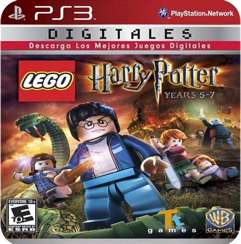 PS3 LEGO Harry Potter Sleeve