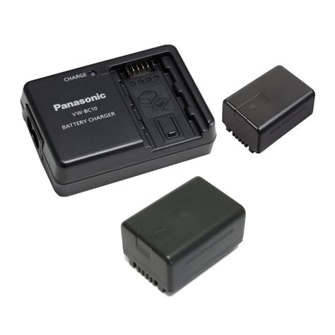 Panasonic Camcorder Battery Charger