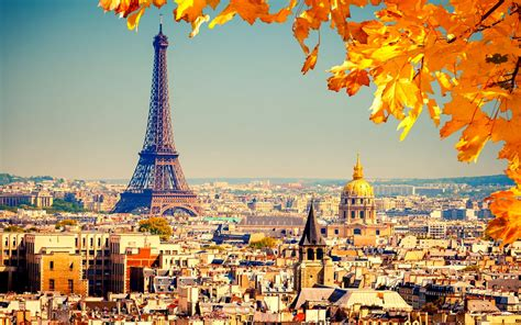Paris Desktop Wallpaper HD