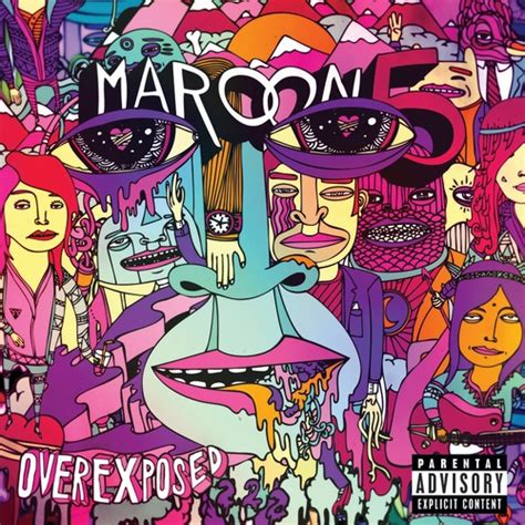Payphone Maroon 5 Album Cover