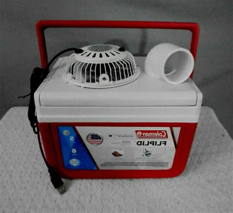 Personal Evaporative Coolers