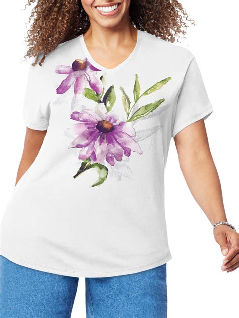 Plus Size Graphic T-Shirts