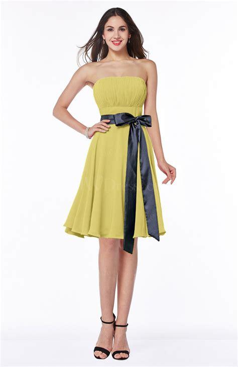 Plus Size Knee Length Bridesmaid Dresses