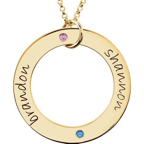Posh Mommy Loop Necklace