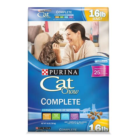 Purina Cat Chow Complete Formula