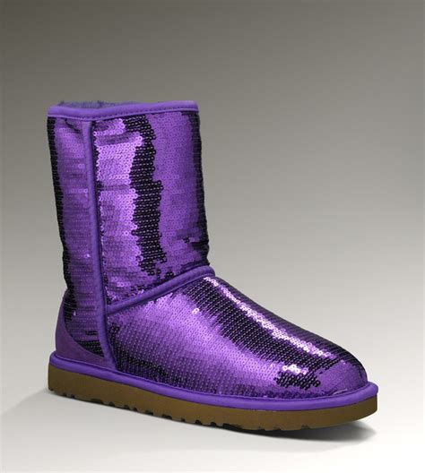 Purple UGG Boots for Women