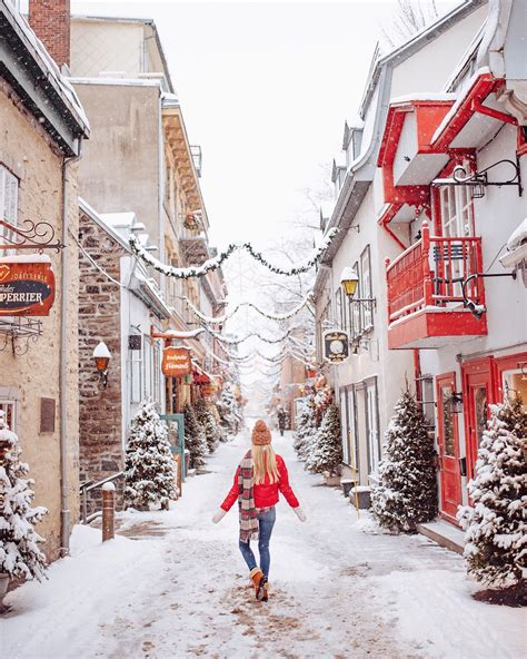 Quebec City December