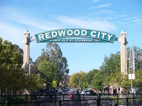 Redwood City CA