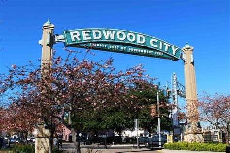 Redwood City Signs