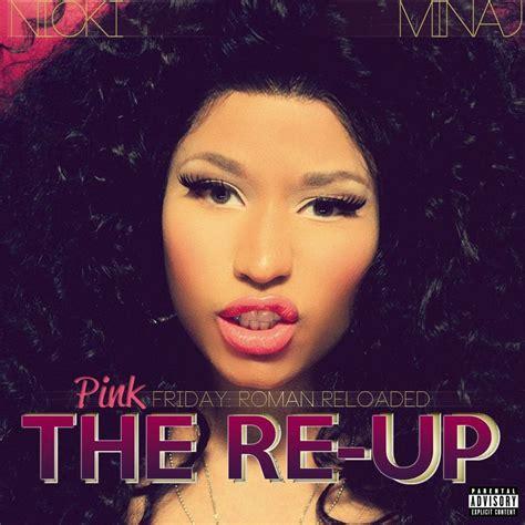 Romin Poster Pink Friday Nicki Minaj Re-Up