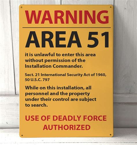 Roswell 51 Sign