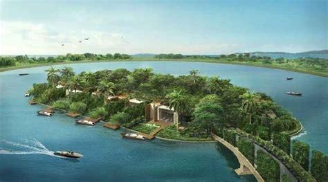 Sandy Island Houses