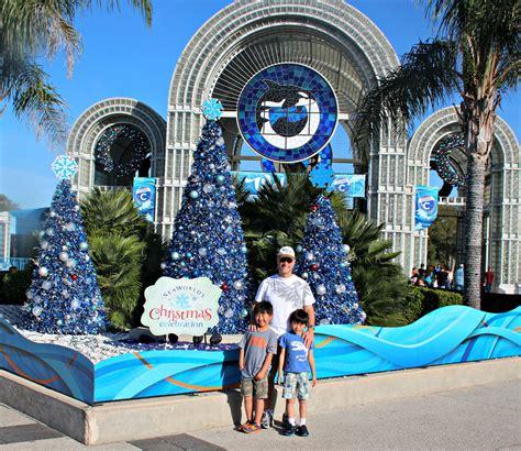 SeaWorld San Antonio Christmas