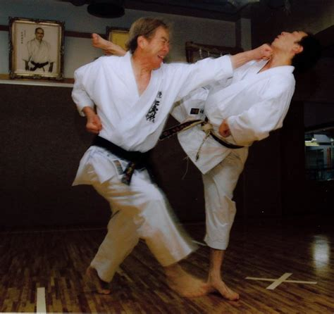 Self Defense Shotokan