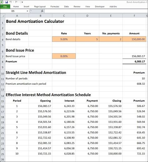 printable amortization schedule with no interest collections