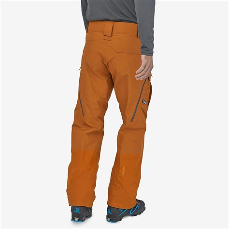 Short Men's Ski Pants Patagonia