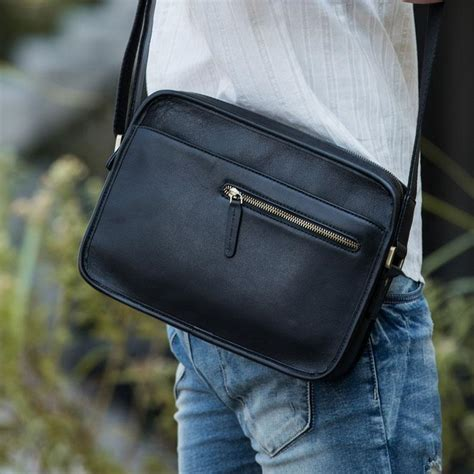 Small Shoulder Bags for Men
