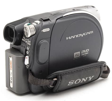 Sony DVD Camcorder
