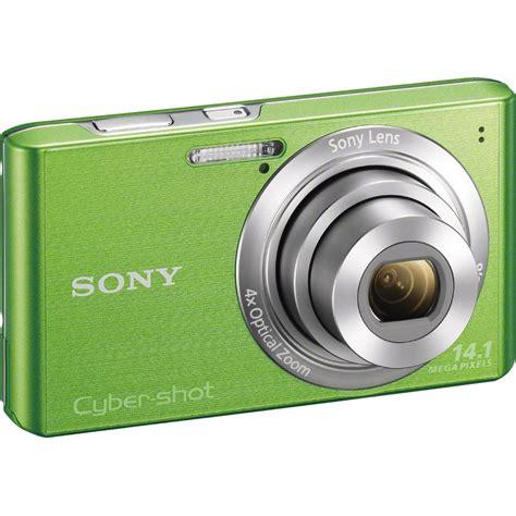 Sony Digital Camera Green