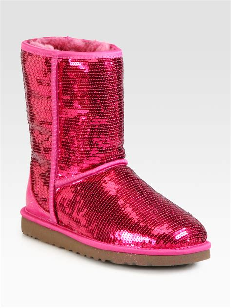 Sparkle UGG Boots for Women