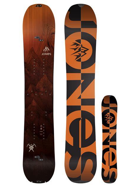 Splitboard Snowboard