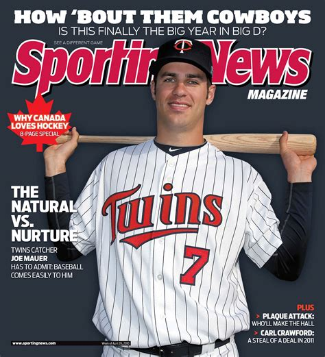 Sporting News Magazine