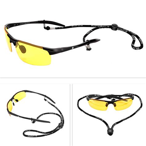 Sports Sunglasses with Strap