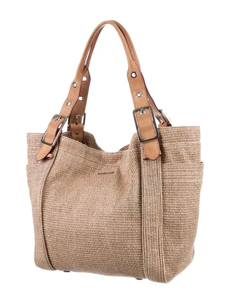 Straw Handbags Shoulder