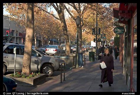 Streets in Palo Alto CA