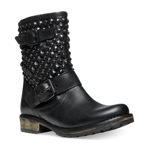 Studded Booties for Women