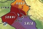 Sunni vs Shiite Iraq