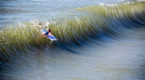 Surfing Pensacola Fla
