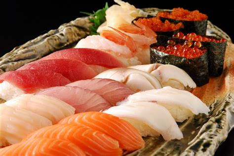 Sushi Restaurants in Japan