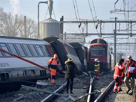 Swiss Train Collision