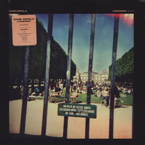 Tame Impala Lonerism Deluxe Edition